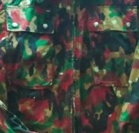 18 field jacket camouflage military 35 euro