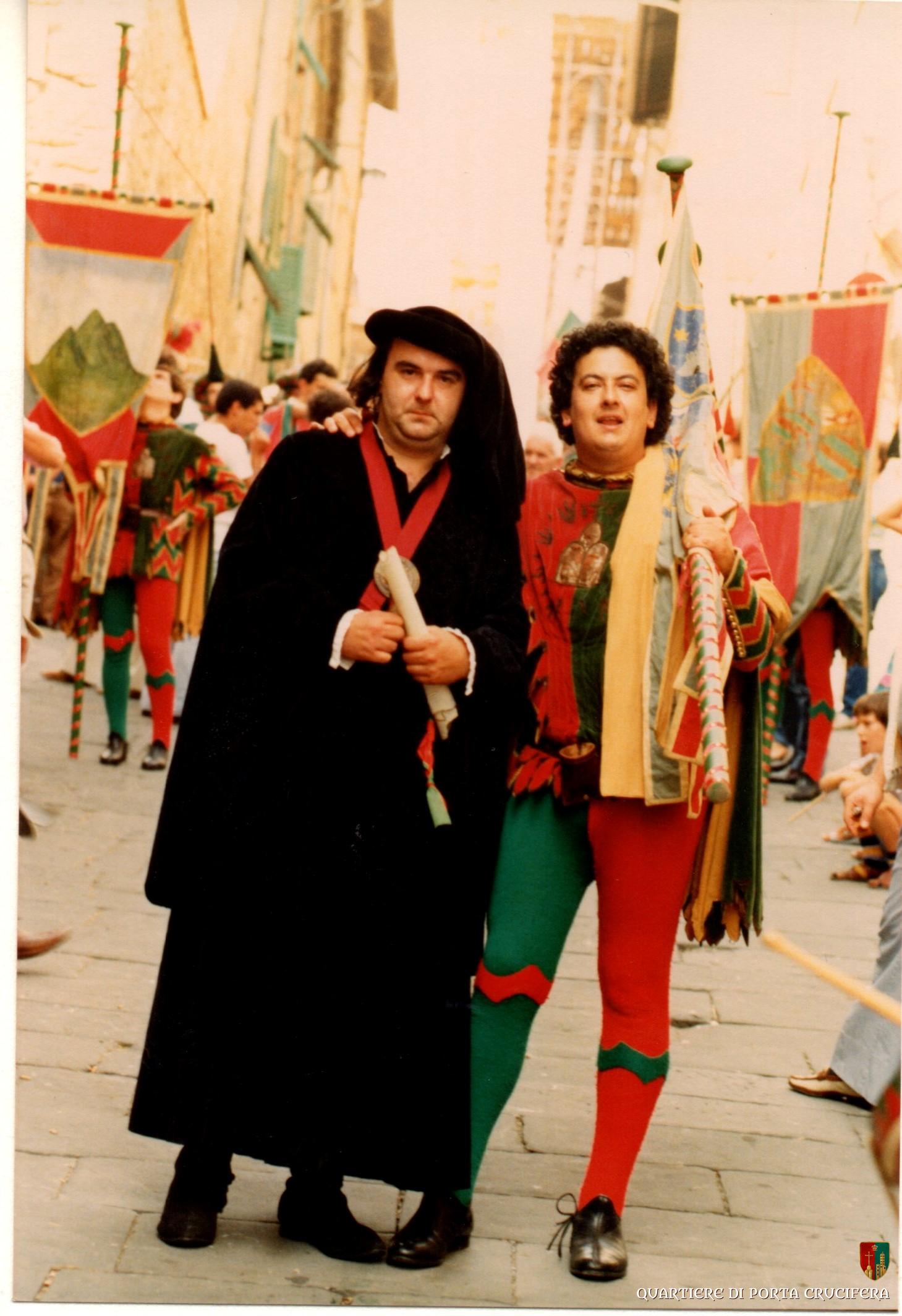 47 - Guido Rossi e Roberto Marzocchi