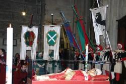 Donazione dei Ceri al Beato Gregorio XX