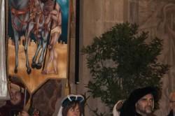 Cerimonia dei ceri Beato Gregorio X