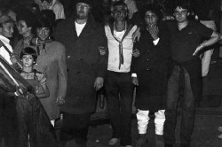 1980 pelini e moglie-morelli f con figlio Bulletti Paolo romeo toci crocini-bennatis