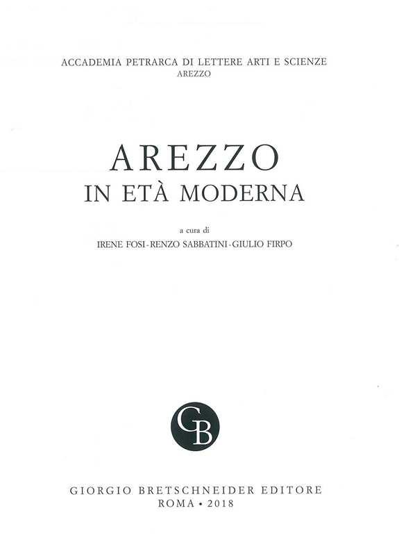 Giorgio Vasari e Arezzo