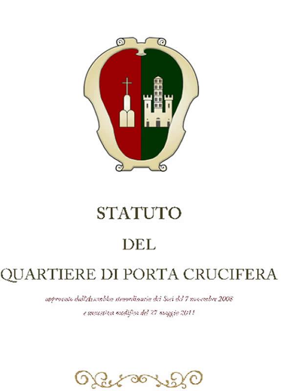 Statuto approvato assemblea 27 maggio 2011